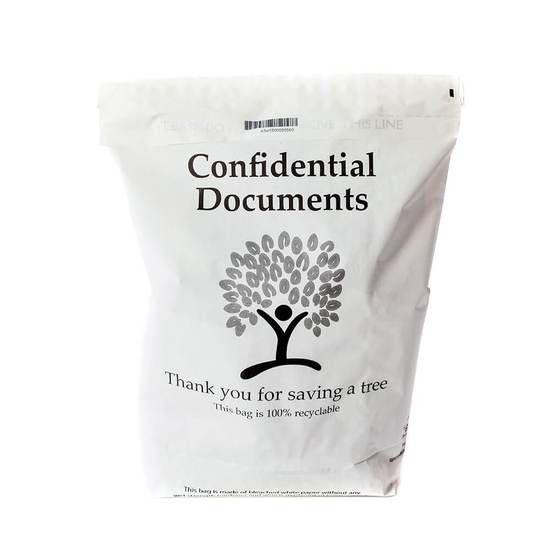 document shredding bag